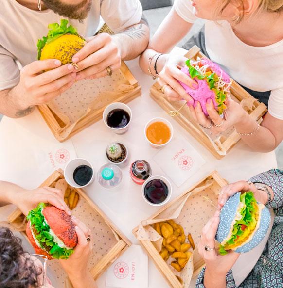 Franchise Flower Burger